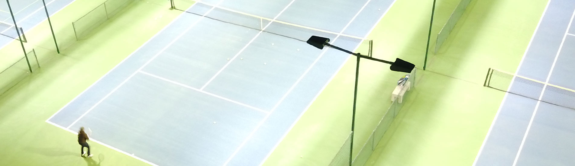 Tennis Court LED Lighting Systems Florida | JAN Lighting Solutions